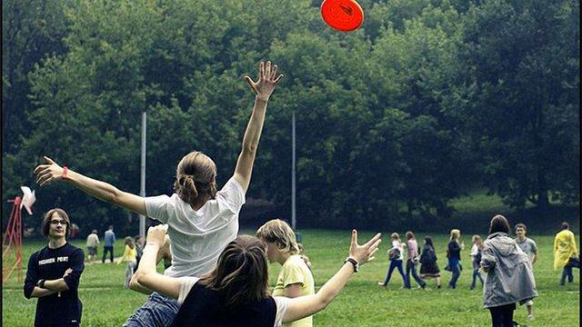 Фризбі офіційно визнали окремим видом спорту в Україні