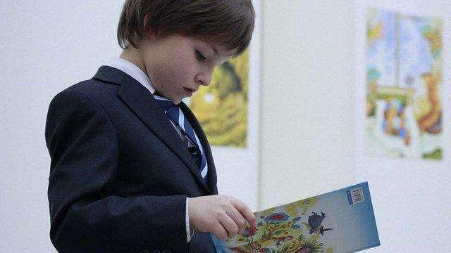 До шкіл відправили 640 тис. примірників хрестоматій для учнів початкових класів