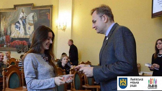100 найкращих дитячих тренерів Львова отримали премії по ₴25 тис.