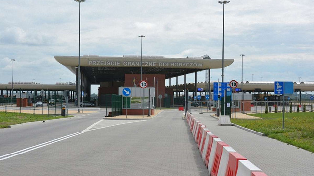 В Угринові продовжили експеримент пішого перетину кордону