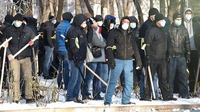 Інтерпол оголосив у розшук десятки «тітушок» за злочини проти Євромайдану