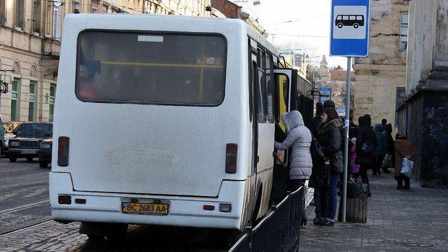 1 січня громадський транспорт Львова працюватиме у звичному режимі