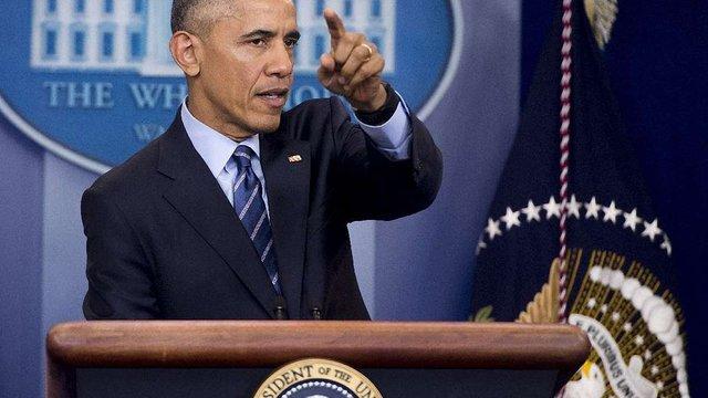 Барак Обама прокоментував антиросійські санкції, запроваджені через кібератаки