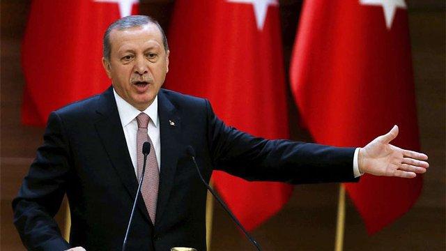 Комітет парламенту Туреччини схвалив розширення повноважень Ердогана