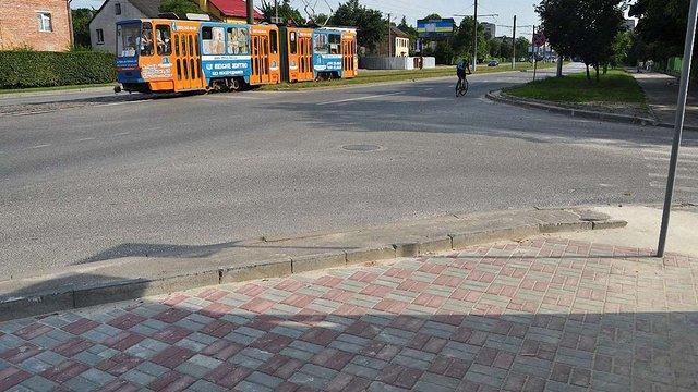 На вул. Княгині Ольги збудують велодоріжки і реконструюють тротуари