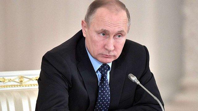 Володимир Путін вирішив не висилати американських дипломатів з Росії