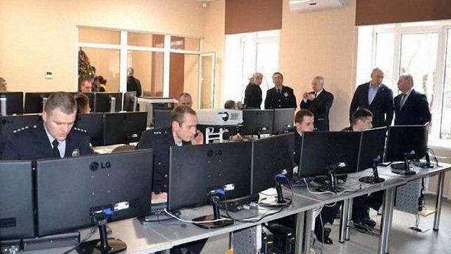 У Львові відкрили ситуаційний центр Нацполіції