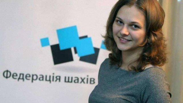 Львів'янка Анна Музичук стала чемпіонкою світу з бліцу