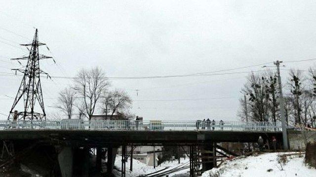 Міст на вулиці Городоцькій у Львові відкрили для проїзду