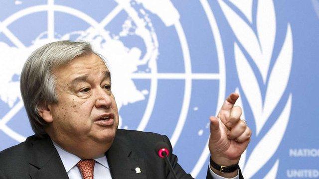 Екс-прем'єр-міністр Португалії вступив на посаду генсека ООН