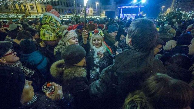 МВС назвало області, де найактивніше зустріли Новий рік