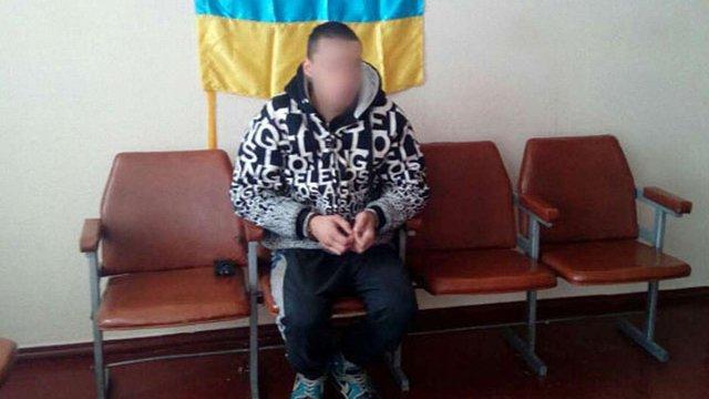 Під Волновахою поліція затримала танкіста «ДНР»