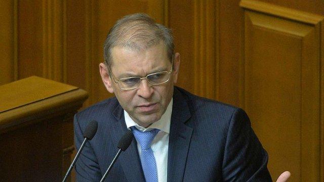Нардеп Сергій Пашинський підстрелив нападника з вогнепальної зброї