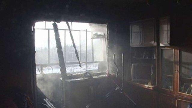 У Львові через пожежу в багатоповерхівці евакуювали півсотні людей
