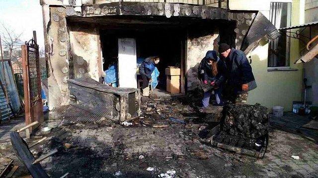 У дитячому будинку сімейного типу у Дублянах трапилась пожежа