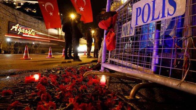 У Стамбулі затримали 12 осіб у справі щодо теракту у нічному клубі