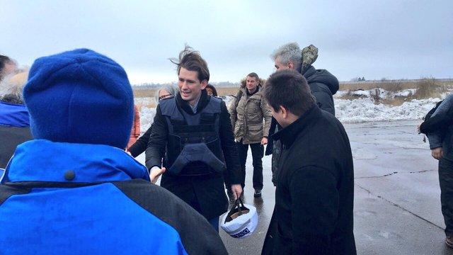 Новий глава ОБСЄ прилетів на Донбас