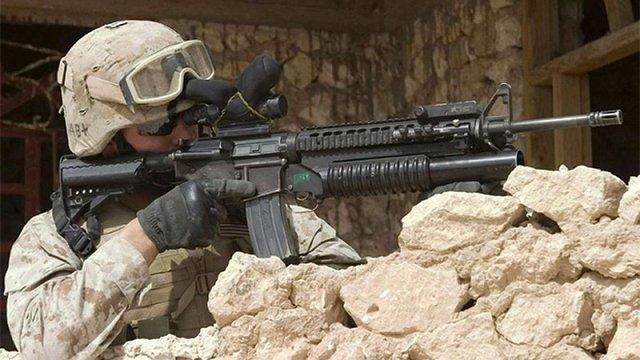 Американську гвинтівку М16 вироблятимуть в Україні