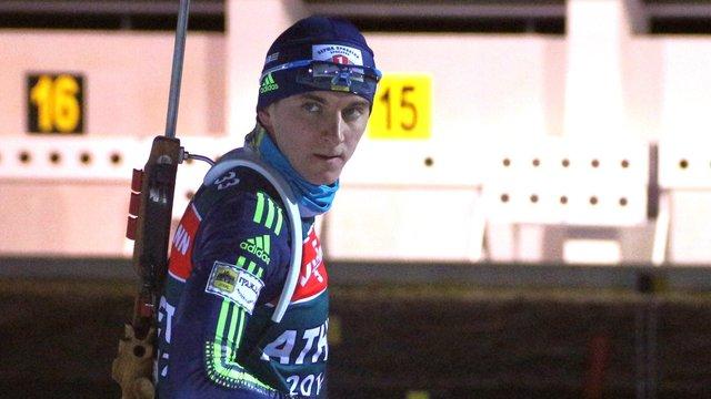 Капітан збірної України з біатлону пропустить етап Кубку світу через хворобу