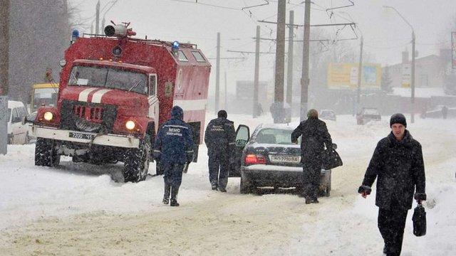У Львові почали роботу пункти обігріву
