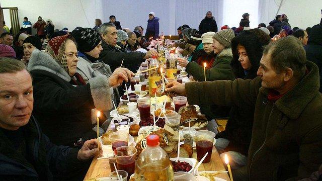 Львівська благодійна спільнота організує Святвечір для 500 нужденних