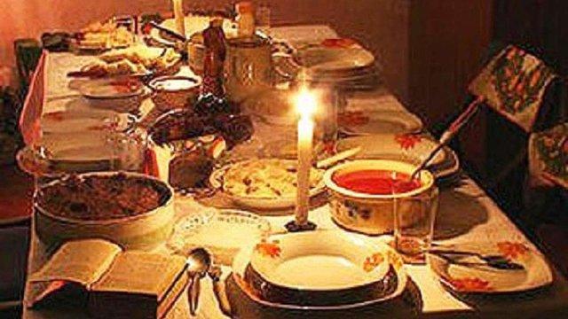 Сьогодні у християн східного обряду – передріздвяний Святвечір