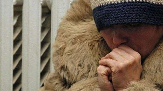 Від початку року через переохолодження на Львівщині померли четверо людей