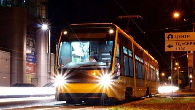 У різдвяну ніч львівські трамваї заробили лише 327 грн