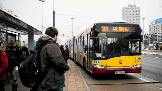 Через смог від автомобілів проїзд у громадському транспорті Варшави на день стане безкоштовним