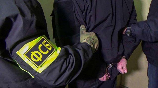 На адмінкордоні з Кримом ФСБ Росії затримала українця