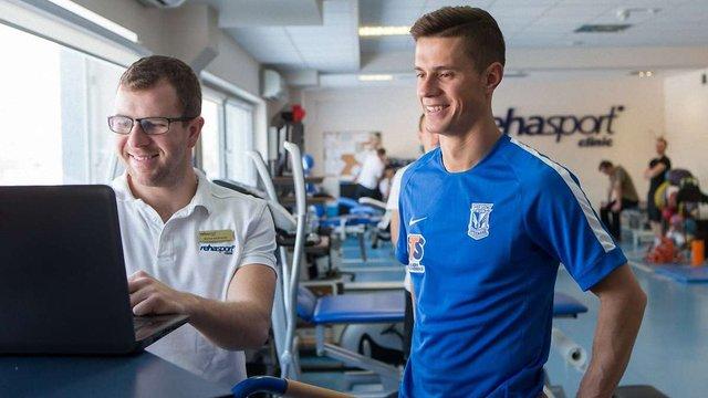 Захисник «Карпат» Володимир Костевич перебуває на перегляді у польському клубі