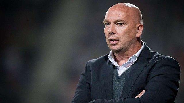 Голландський наставник покинув посаду головного тренера клубу УПЛ