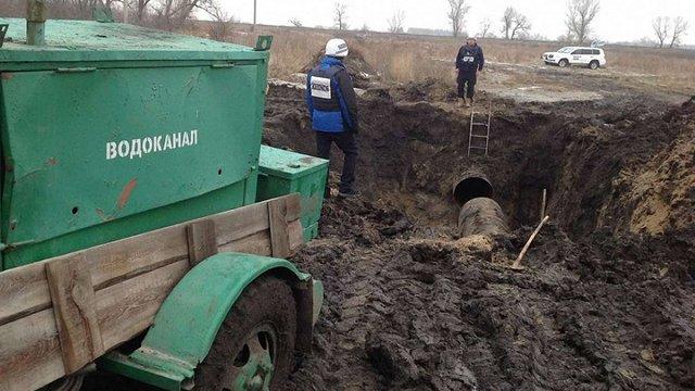 На Луганщині 250 тис. людей залишилися без води, – ОБСЄ