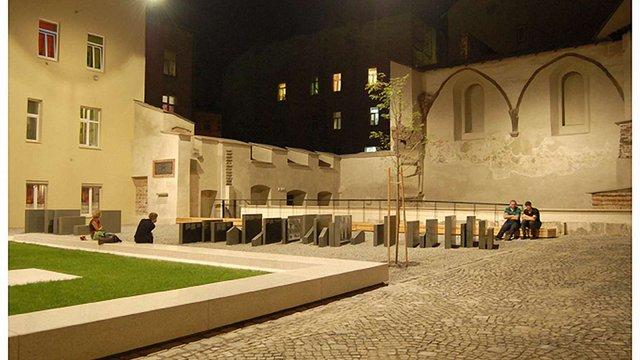 Простір Синагог номінували на престижну європейську премію з сучасної архітектури