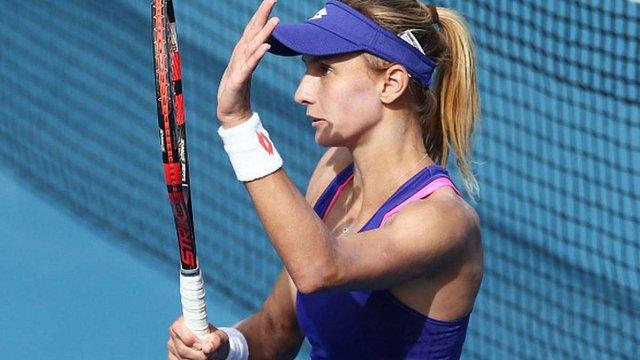 Українська тенісистка вийшла у півфінал турніру WTA в Австралії