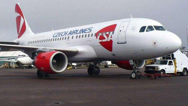 Чеська авіакомпанія ввела безбагажні тарифи на рейси до України