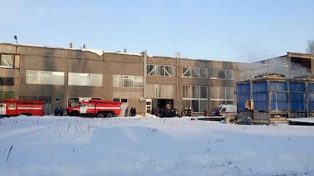 На київському заводі «Квазар» стався вибух, є постраждалі