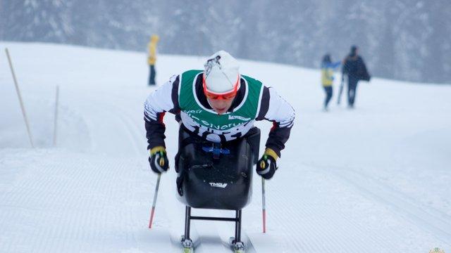 На Львівщині стартував Кубок світу з лижних гонок та біатлону серед паралімпійців