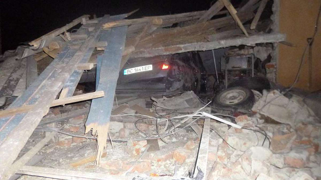 На Львівщині вибухнула газова установка в авто: постраждали двоє людей
