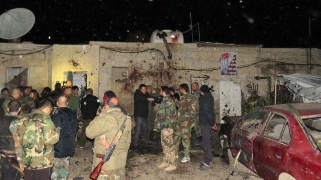 У столиці Сирії внаслідок атаки смертника загинули щонайменше сім людей