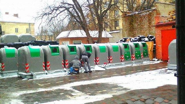 Львівська мерія знизила тарифи на вивезення сміття в Галицькому районі