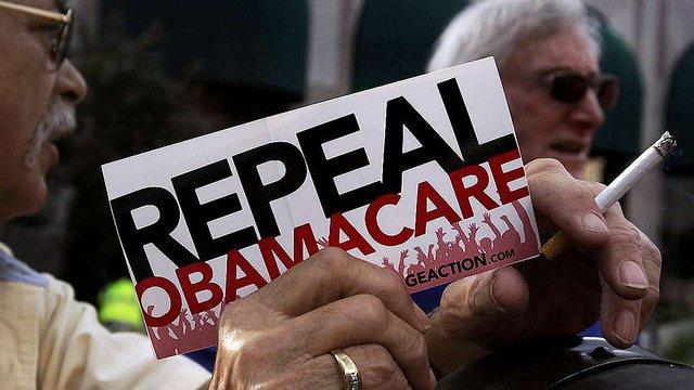 Конгрес США проголосував за скасування реформи охорони здоров'я Барака Обами
