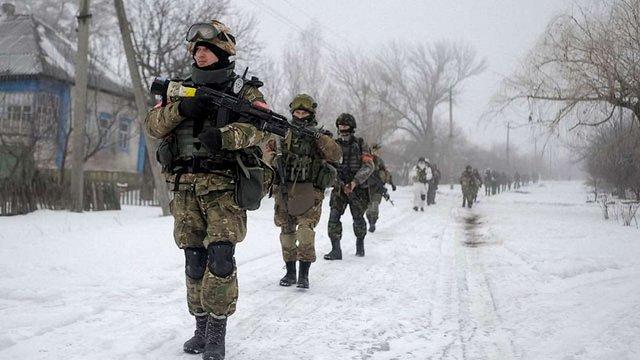 Українські бійці відбили дві атаки проросійських диверсантів на маріупольському напрямку