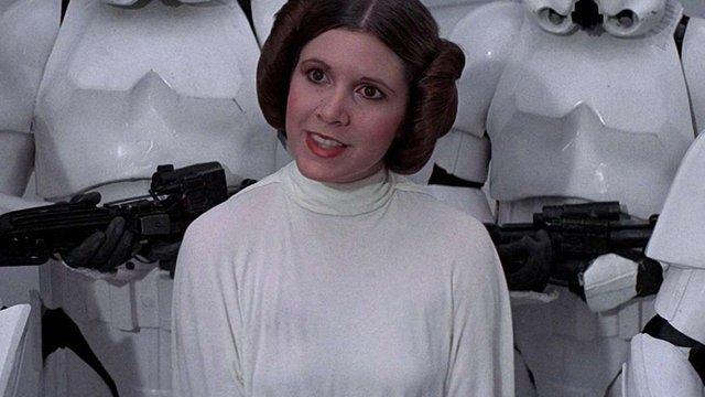 У нових «Зоряних війнах» Lucasfilm не буде реставрувати образ померлої Керрі Фішер