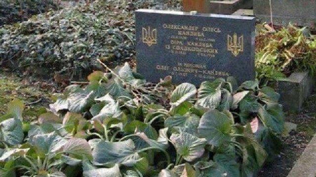 Чехія дозволила перевезти в Україну останки Олександра Олеся
