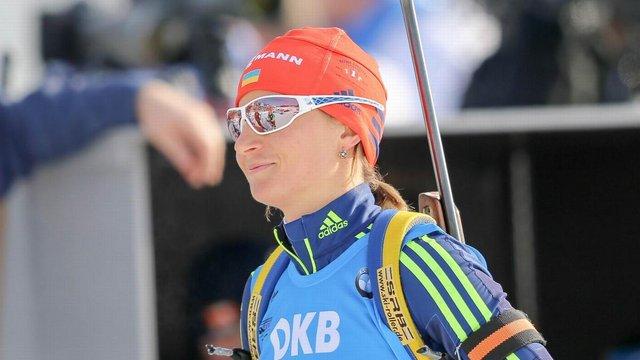 Валентина Семеренко потрапила у топ-30 спринтерської гонки після повернення в біатлон