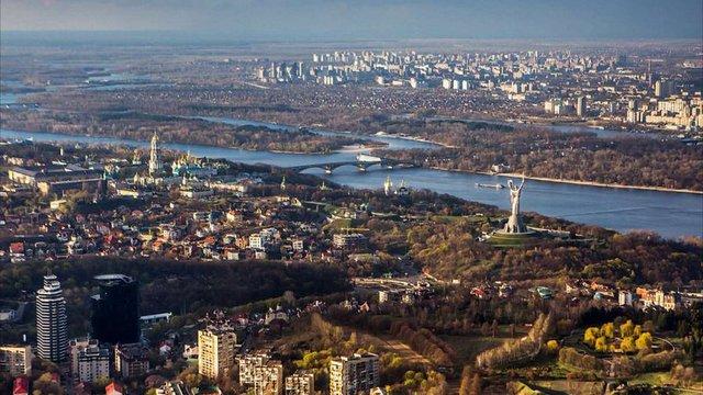 До 2025 року Київ та передмістя перетворяться на агломерацію з населенням у 7,5 млн осіб
