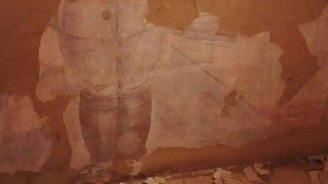 В Одесі хочуть зафарбувати невідомий розпис, виконаний Михайлом Бойчуком