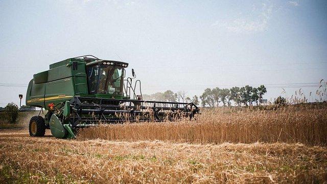 Україна у 2016 році зібрала рекордний за час незалежності врожай зернових – 66 млн тонн