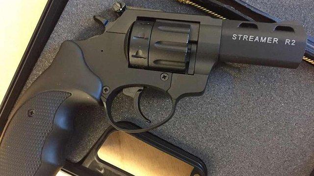 У пункті пропуску «Грушів» на Львівщині вилучили пістолет та набої